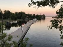 Beaverton city dock