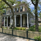 Victorian house in Cape May