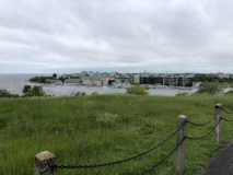 View of Kingston from Fort Henry