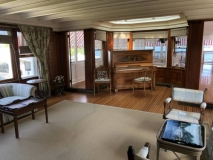 Sitting room in La Duchesse