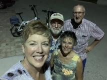 Rick & Rhonda with us