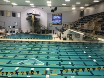 Athletic complex pool