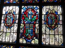 Cathedral of the Navy stained glass window