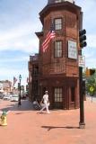 Midshipman on Annapolis street