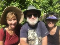 Kathy, Tom and Paula
