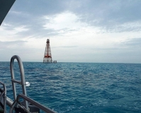 Sombrero Reef lighthouse
