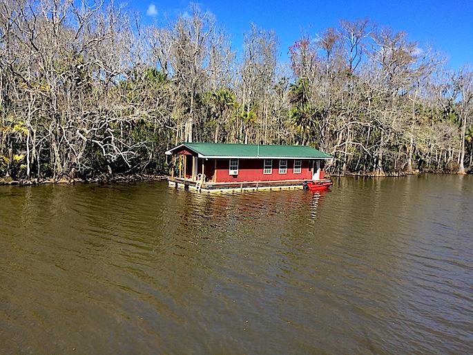 Swamp house