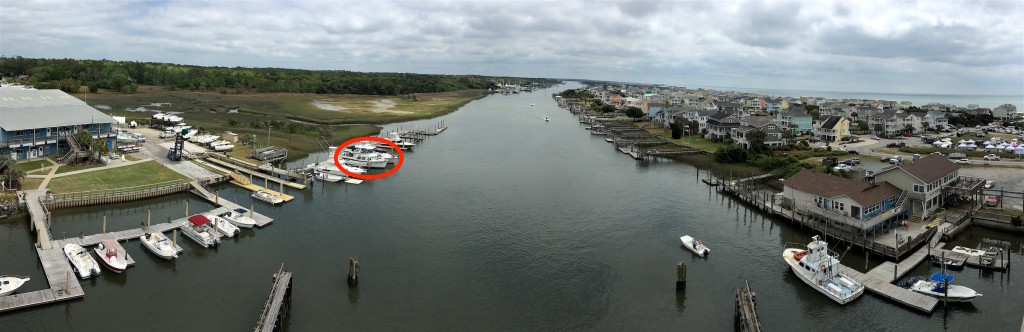 9 days in Holden Beach Marina