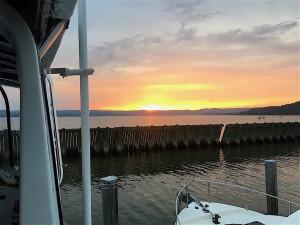 Half Moon Bay sunset