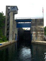 Swift Rapids Lock