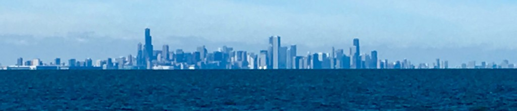 Chicago skyline - next stop