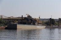 Barge-loading