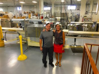 Chocolate Factory Tour