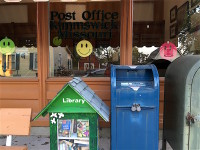 Kimmswick library and post office